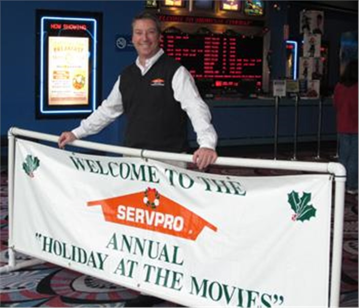2011 SERVPRO of Providence 15th Annual Holiday at the Movies