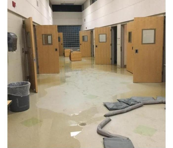 Storm Flood Water Damage